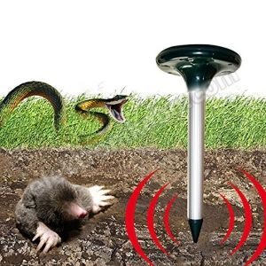 Ultrasonic Devices for Excavating Underground Rodents