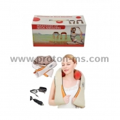 Multi Function Neck Kneading Massager With Heat Beige
