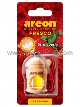 Areon Fresco - Strawberry Car Air Freshener