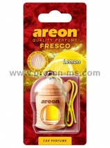 Areon Fresco - Lemon Car Air Freshener