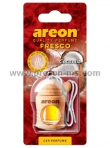 Areon Fresco - Coconut Car Air Freshener