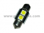 Diode bulb 2 SMD LED diode, white