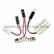 Diode panel 3x4 SMD LED, white