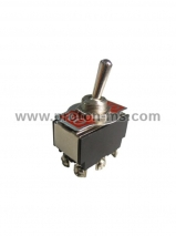 Toggle Switch 10A (ON)-OFF-(ON)