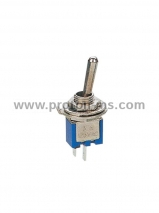 Toggle Switch ON-OFF, 1.5 A / 250 VAC