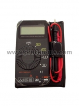 Pocket Size Digital Multimeter  EM4000