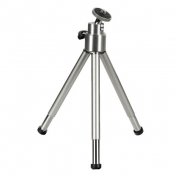 "Mini Tripod HAMA ""Ball"" 04009, Silver"