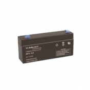 Sunlight 12Ah 6V Rechargeable Accumulator Battery