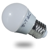 LED Bulb 5.5W E27 G45 2700K Warm White Light 7407