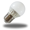 LED Bulb 4W E27 G45, Neutral White Light
