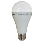 LED Bulb 17W E27 A65 4000K Thermo Plastic Neutral White Light 4457