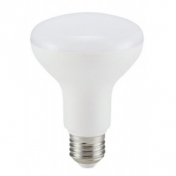 LED Bulb 10W E27 R80 3000K, Warm White Light