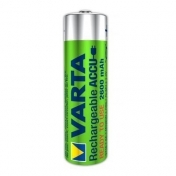 VARTA Battery 2400 mAh, R6 AA, NiMH, 1pc.