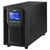 UPS FSP Group Champ Tower, 2000VA, 1800W, OnLine, LCD, 4xIEC