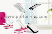 LED Portable Foldable Rechargeable Desk Lamp TOPWELL