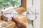 2 pcs. Door & Window Entry Alarm Set