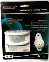 Intelligent Guest Welcoming Doorbell FT-102