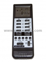 Remote control for remote switches and sockets SL356T Rising Sun