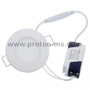 LED панел за окачен таван Led panel light 3w