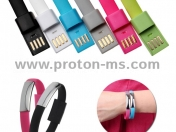Bracelet Lightning Cable for iPhone 5/5S/6/6S/plus