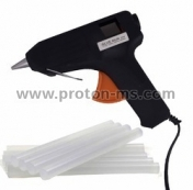 Glue Gun and 5 pcs. Glue Sticks 60W