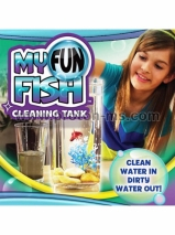 "Cleaning Tank ""My Fun Fish"""
