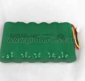 Rechargeable NiMH Battery 7.2V 1800mAh