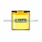 Батерия Superlife цинк R20D Varta 1.5V 1бр.