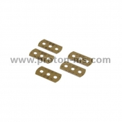 Replacement Blades for Glass Scraping Tool for Glass Ceramic Hobs, 5 pieces, Xavax