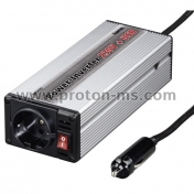 "Инвертор HAMA ""Power"", DC/AC, 150 W + USB"