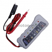 Уред за измерване на акумулатор Quality Battery Tester Car Battery / Alternator Monitor Device 12V LED Display