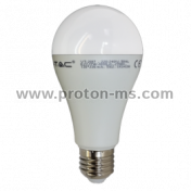 LED Bulb 17W E27 2700K A65 Thermo Plastic Warm White Light 4456