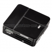 USB 3.0 to SATA External HDD Hard Drive Docking Station Card Reader USB Hub with OTB/OTC Offline Clone