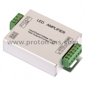 Amplifier for RGB LED Stripes, 144W max.
