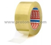 PP Acrylic Tesa Packaging Tape, Transparent 66m x 48mm
