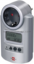 Brennenstuhl PM231E Energy Measurement Device 3000W max, 16A