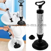 Drain Buster Powerful Multi-Drain Plunger