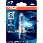 Крушки H7 12V 55W PX26d COOL BLUE INTENSE LIMITED EDITION 2бр. - Osram
