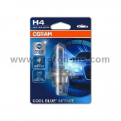 Крушка OSRAM, H4, 12V, 60/55W, Cool Blue Intense