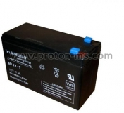 Батерия за UPS Sunlight VRLA BATTERY 12V / 7AH