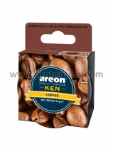 Areon Ken - Coffee Car Air Freshener