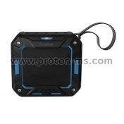 "Hama Mobile Bluetooth speaker HAMA ""Rockman-S"", Black/Blue"