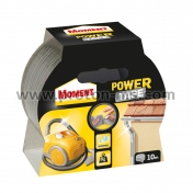 Universal Power Tape Ultra-Strong, Silver 50 mm. x 10 m. Moment