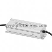 Power supply for LED lights, waterproof, 12V DC, 60W