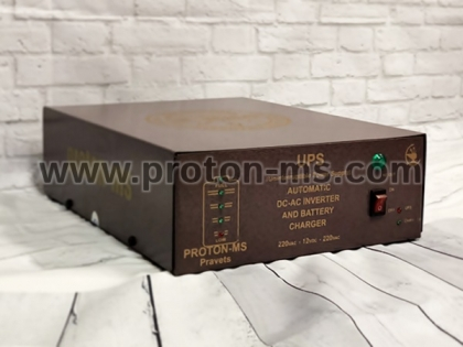 Uninterruptible Power Supply, Model: IN 200 SK 18, 200W with 18Ah built-in rechargeable battery