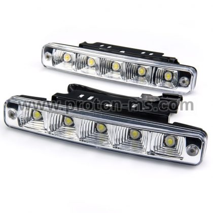 SK LED Daytime Running Light with 5 diods