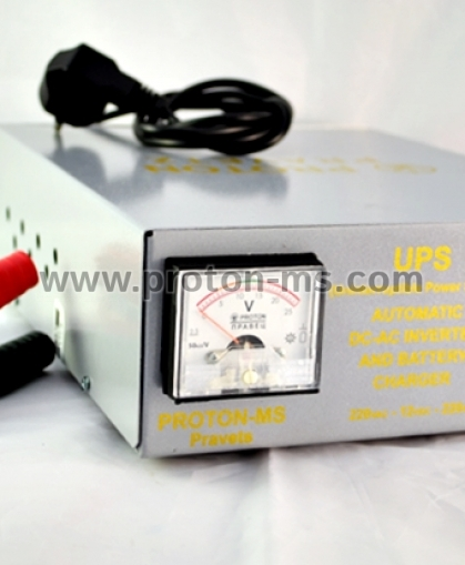 Uninterruptible Power Supply, Model: IN 100 SV, 100W for external battery