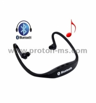 Bluetooth Sports Headphones Wireless Headsets with Hands Free Calling for iPhone iPad Samsung HTC Sony Phones & Tablets
