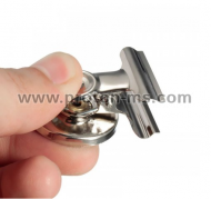 Magnetic Pegs for keeping notes, papers etc., 4 pcs.