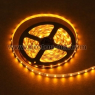 SMD 3528 LED Flexible Strip, yellow 1m, 12VDC, 4.8W/m, 60 LEDs/m